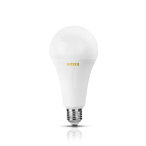 E27 LED Bulb 6W Warm White