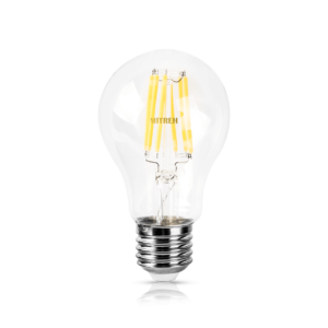 E27 8W LED Bulb Filament Warm White